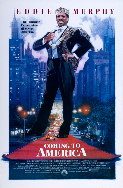The movie Coming to America was the subject of the Buchwald v. Paramount civil suit, which the humorist Art Buchwald filed in 1990 against the film's producers on the grounds that the film's idea was stolen from a 1982 script that Paramount had optioned from Buchwald. Buchwald won the breach of contract action and the court ordered monetary damages. The parties later settled the case out-of-court prior to an appeal going to trial.