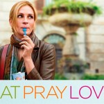 Hoping that the film would be successful, marketers created over 400 merchandising tie-ins. Products included Eat Pray Love-themed jewelry, perfume, tea, gelato machines, an oversized Indonesian bench, prayer beads, and a bamboo window shade.