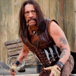 "A fake trailer for the film was released on May 5, 2010, through Ain't It Cool News. The trailer opened with Danny Trejo saying, ""This is Machete with a special Cinco de Mayo message to Arizona,"" followed by scenes of gun fire, blood shed, and highlights of the cast."