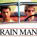 Rain Man won Academy Awards for Best Picture, Best Actor in a Leading Role (Dustin Hoffman), Best Director, and Best Writing, Original Screenplay.