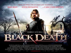 International sales were handled by HanWay Films. Amongst other deals, Revolver Entertainment/Sony acquired the rights for the UK and plan a release on 28 May 2010, while Wild Bunch will distribute Black Death in Germany. The film is part of the Canadian Fantasia 2010.