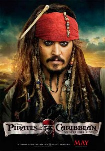 In Pirates of the Caribbean: On Stranger Tides, Jack Sparrow and Barbossa embark on a quest to find the elusive fountain of youth, only to discover that Blackbeard and his daughter are after it too