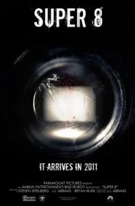 Super 8 is a secret movie produced by J.J. Abrams