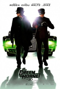 The Green Hornet: Following the death of his father, Britt Reid, heir to his father's large company, teams up with his late dad's assistant Kato to become a masked crime fighting team