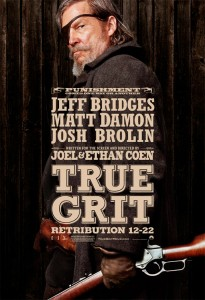 In True Grit, following the murder of her father by hired hand Tom Chaney, 14-year-old farm girl Mattie Ross sets out to capture the killer.