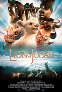 The Lion of Judah follows the adventures of a bold lamb and his stable friends as they try to avoid the sacrificial alter the week preceding the crucifixion of Christ.