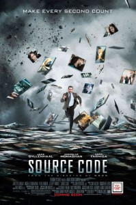 Source Code is an action thriller centered on a soldier who wakes up in the body of an unknown man and discovers he's part of a mission to find the bomber of a Chicago commuter train.