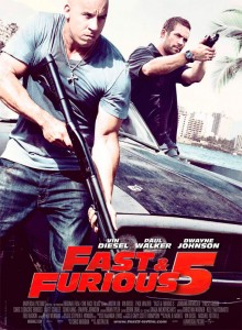 On March 2010, producer Neal H. Moritz revealed in an interview that Fast Five would film in Brazil, Caguas Puerto Rico, Los Angeles and Atlanta. He also stated that the sixth installment of the series is also being developed, but both films will not be shot back-to-back.