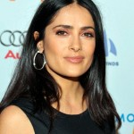 "In July 2007, The Hollywood Reporter ranked Salma Hayek fourth in their inaugural Latino Power 50, a list of the most powerful members of the Hollywood Latino community. That same month, a poll found Hayek to be the ""sexiest celebrity"" out of a field of 3,000 celebrities (male and female);"