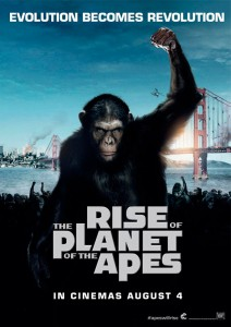 Rise of the Planet of the Apes is set in present day San Francisco, where man's own experiments with genetic engineering lead to the development of intelligence in apes and the onset of a war for supremacy.