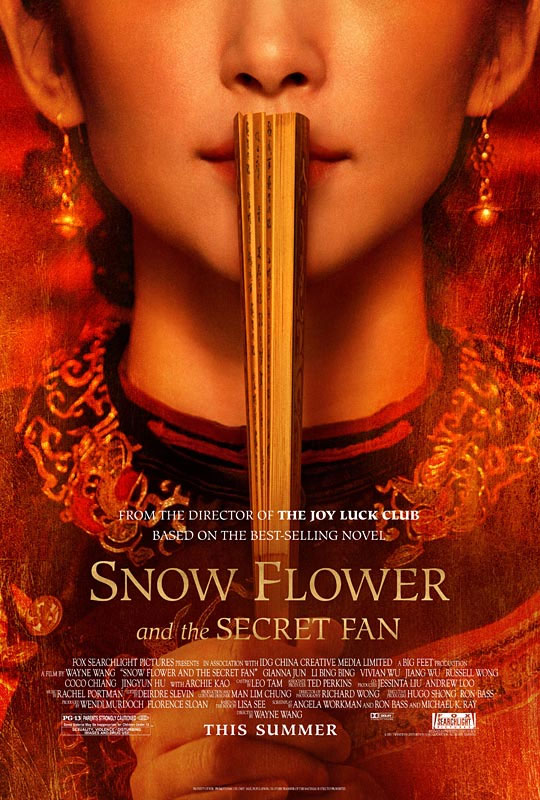 Snow Flower and the Secret Fan novel received an honorable mention from the Asian/Pacific American Awards for Literature.