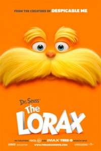 Dr. Seuss's wife, is The Lorax executive producer, and Chris Meledandri, who managed Horton Hears a Who! at Fox Animation, is producing the film.