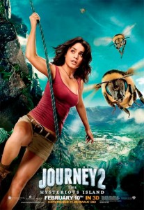 Journey 2: The Mysterious Island was filmed at eight locations on Oahu, Hawaii