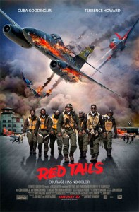 Oscar® winning sound designer Ben Burtt spent time on both the visual and audio sides of Red Tails working with editor Michael O'Halloran.