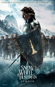 Charlize Theron dropped out from J. Edgar to do Snow White and the Huntsman.