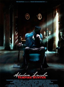 Abraham Lincoln, Vampire Hunter is also a novel by Seth Grahame-Smith, released on March 2, 2010 through New York based publisher company Grand Central Publishing