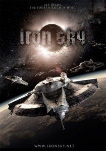 Production of Iron Sky began in early 2006, and the production team took their teaser trailer of the film to The Cannes Film Festival in May 2008 seeking co-financiers and signed a co-production agreement with Oliver Damian's 27 Films Prods.
