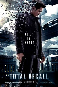 The debut trailer clearly revealed that Colin Farrell will once again use an American accent for his role, since his character, Douglas Quaid is in fact an American. The original version, portrayed by Arnold Schwarzenegger, did not have that accent, because Arnold always uses his own Austrian accent in all of his roles, regardless of what nationality that he played...
