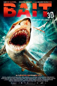 One of the major stars of Bait 3D film was always going to be the shark. The production team needed to  create a believable, terrifying creature that would hold the film together.