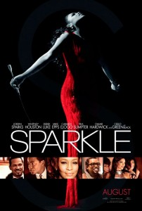 The film's soundtrack Sparkle: Original Motion Picture Soundtrack is set to include all the songs from the original film's soundtrack as well as new original music by Jordin Sparks, Whitney Houston and Cee Lo Green.