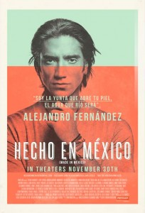 Hecho en Mexico is a documentary on some of contemporary Mexico's most iconic artists and performers.