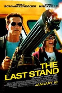 The Last Stand will be Arnold Schwarzenegger's first leading role since Terminator 3: Rise of the Machines in 2003.