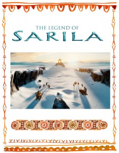 Sarila is high energy entertainment for the entire family. By bringing together the key elements of great storytelling it becomes an animated feature film designed for multi-generational co-viewing. Sarila appeals to audiences of all ages.