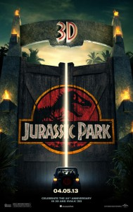 The conversion of Jurassic Park into 3D took nine months to complete.