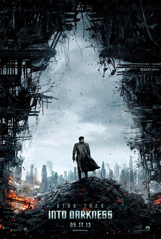 On September 10, 2012, Paramount confirmed the film's title as Star Trek Into Darkness. J. J. Abrams had indicated that unlike some of the earlier titles in the film franchise, his second Star Trek would not include a number..