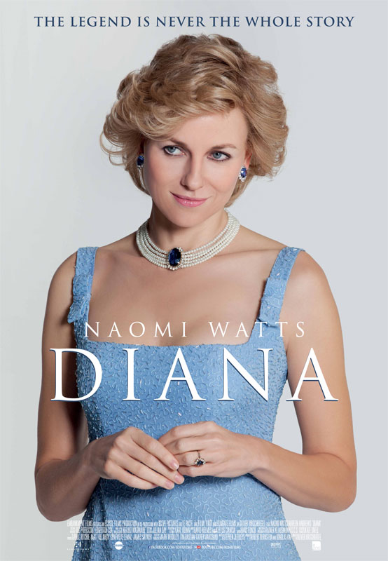 From the outset, producer Robert Bernstein wasn't interested in making a typical biopic about Diana. They set about to make a film that focused on who Diana became in those last two years, rather than on the tragedy of how she died.