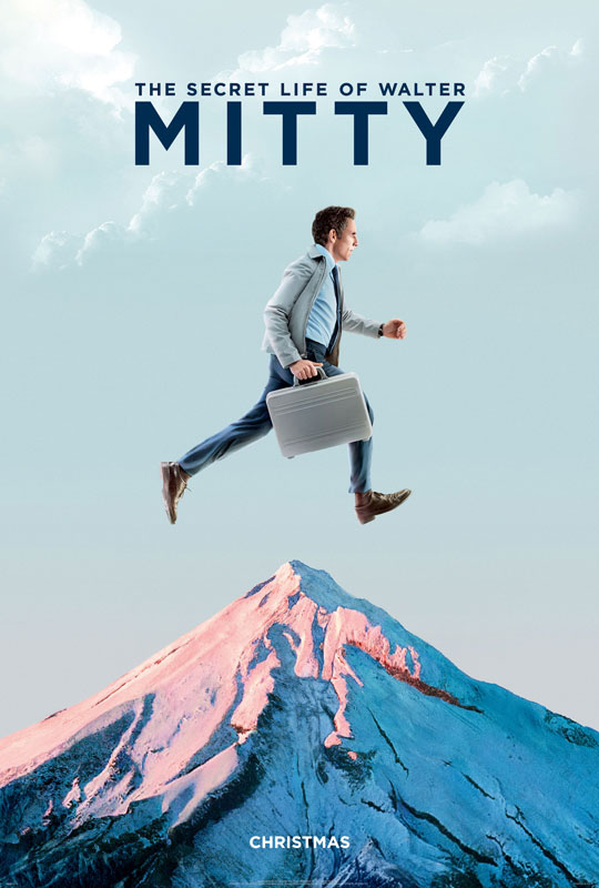 Ben Stiller stars in and directs The Secret Life of Walter Mitty