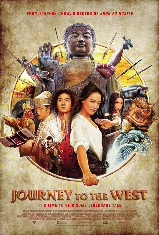 The film set several records at the Chinese box-office. The film was released on February 10, 2013 in China and opened to 78 million Yuan ($12.5 million) on its first day, thus overtaking the 70 million yuan ($11.2 million) opening-day record set by Painted Skin: The Resurrection on June 28, 2012 as the biggest opening-day gross for a Chinese film.