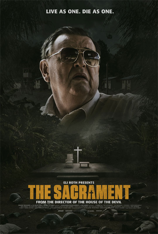 My goal was to create an elevated genre film that examines the last days in the life of a religious cult. It is rare to find films like these that are more than just cheap thrills aimed at the lowest common denominator. It was important to me not to portray these characters as mindless, psychotic cult members, but as relatable real people  - Ti West