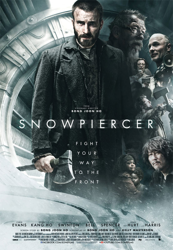 Pre-production on SNOWPIERCER began in Seoul, Korea, with Barrandov Studio in the Czech Republic — containing the longest set in Europe, spanning 100 meters — selected as the production's principal location.