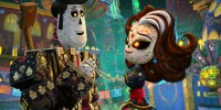 Music is a big part of the magic of THE BOOK OF LIFE, and the production was lucky to land the formidable talents of two-time Oscar® winning composer Gustavo Santaolalla, the father of Latin alternative music, making his animated feature film debut.