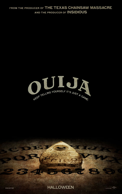 As Ouija is White and Snowden's first film working within the Blumhouse model, they weren't sure exactly what to expect. Filming a movie on a more abbreviated schedule may scare some, but both welcomed the process and outcome.