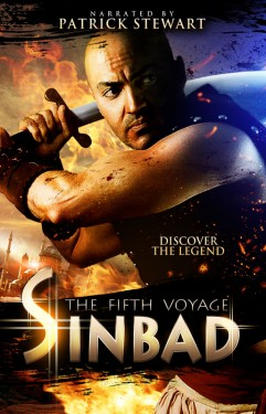 The Sinbad script draft was re-‐written over ten times to get a nice mixture of story, action, and with a touch of romance.