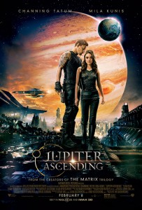For Jupiter Ascending, written, directed and produced by the Wachowskis, Mila Kunis and Channing Tatum both trained with UK stunt and fight coordinator Ben Cooke for a number of confrontations.