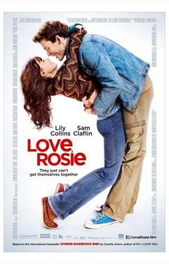 To prepare for the shoot, costume designer Leonie Prendergast (What Richard Did) started working with director Christian Ditter more than five months before production began to best determine the overall flavor of the outfits and to find specific looks for Rosie herself.