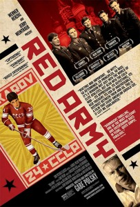 RED ARMY is an inspiring story about the Cold War played out on the ice rink, and a man who stood up to a powerful system and paved the way for change for generations of Russians.
