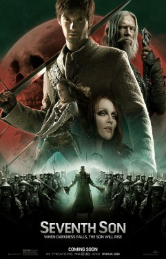 Seventh Son is Swedish actress Alicia Vikanderès first English-language film, and certainly her largest