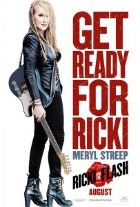 So, though Streep was the first, best, and only choice to play the role, she would have to learn to play guitar to bring Ricki to life.
