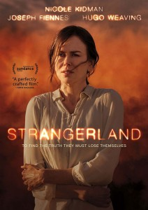 Remarkably, Strangerland is Nicole Kidman's first lead role in an independent Australian film since Dead Calm in 1989.
