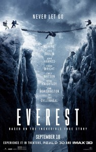 The South Tyrol area of the Italian Alps provided a fantastic, dramatic landscape to double for Everest, though it did present the cast and crew with many challenges, including working at a high altitude with wind chill temperatures as low as -30°C.