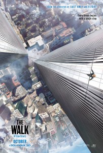 Reminiscent of his use of Forrest Gump's own, unusual, voice to augment the narrative in that film, director Robert Zemeckis has Philippe Petit himself narrate moments in The Walk to add insight—especially to his inner thoughts on the wire.