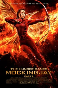"""Production designer Philip Messina's biggest challenge of all was constructing Mockingjay – Part 2's most complicated set: the dark, sodden network of tunnels where Squad 451 comes face-to-face with an army of """"lizard mutts,"""" mutated reptiles that can take down enemies in a single chomp. Described in the book as """"a mix of lizard and human and who knows what else,"""" the mutts are brought to life via a mix of actors and CGI."""