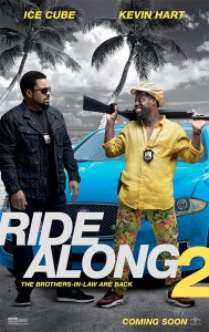 Whether it was following James and Ben as they rolled down the infamous A1A coastal byway or as they chased down AJ in Little Havana, Miami offered everything the production could hope for. Ride Along 2 marks the 4th time that director Tim Story directs Kevin Hart.