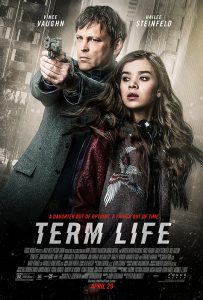 Term Life is the second time that Peter Billingsley steps behind the camera to direct.
