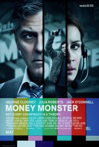 The entire stage of 'Money Monster' was shot completely in order, and that's almost the full length of the movie - Director Jodie Foster