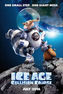 "Tyson's journey to ICE AGE: COLLISION COURSE began when a story artist on the film cut-and-pasted a photo of the scientist onto some story panels. Then, remembers co-director Galen Tan Chu, ""Mike /Thurmeier/ and I looked at each and said, 'Let's make him a character in the movie.'"""